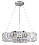 Banderas 8l Crystal Pendant Light